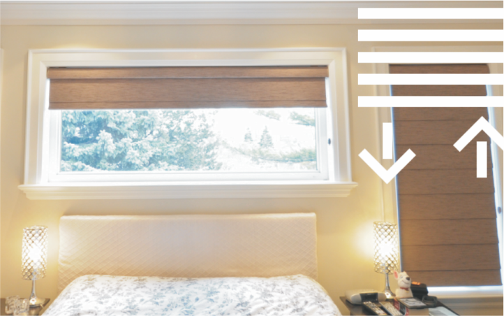 Automation of curtain & blinds